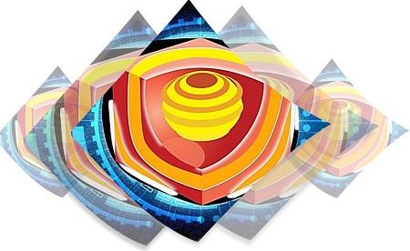 Orientals AL Malki Logo